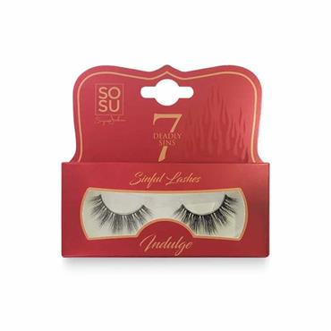 SOSU 7 Deadly Sins Sinful Lashes Indulge