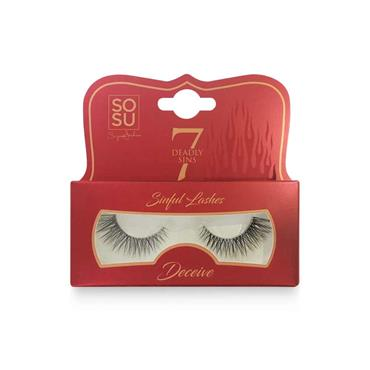 SOSU 7 Deadly Sins Sinful Lashes Deceive