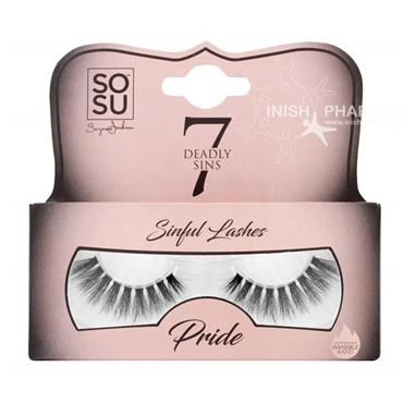SOSU 7 Deadly Sins Sinful Lashes Pride