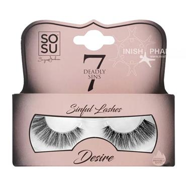SOSU 7 Deadly Sins Sinful Lashes Desire