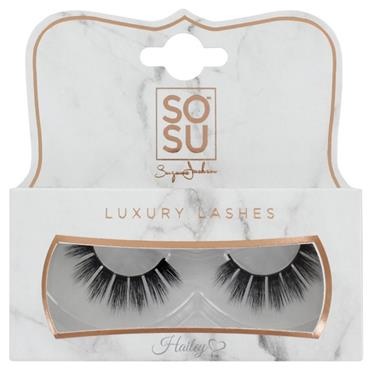 SOSU 3D Fibre Luxury Lashes Hailey