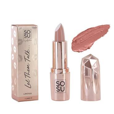 SOSU Let Them Talk 'I Like It' Lipstick