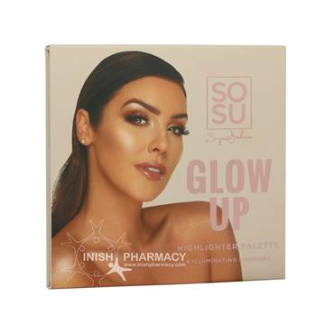 SOSU Glow Up Highlighter Palette