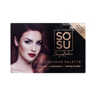 SOSU by Suzanne Jackson Complete Contour Palette