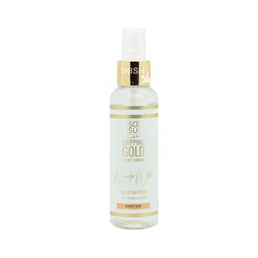 SOSU Wonder Water Self Tanning Face Mist Medium Dark 125ml
