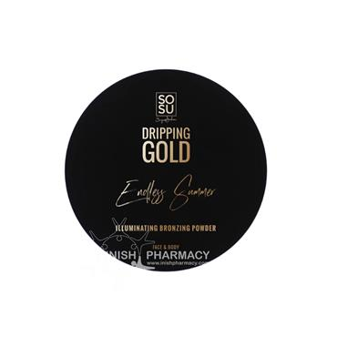 SOSU Dripping Gold Illuminating Bronzing Powder