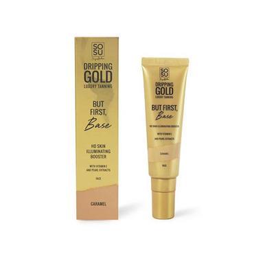 SOSU Dripping Gold Illuminating Booster Caramel 30ml