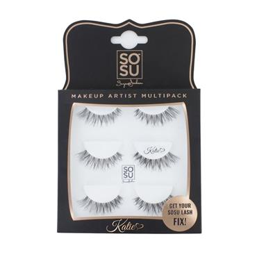 SOSU Katie Eyelashes Triple Pack