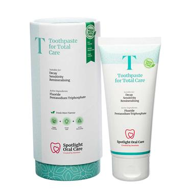 Spotlight Oral Care Toothpaste for Total Care 100ml
