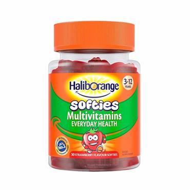 Seven Seas Haliborange Multivitamins Everyday Health Strawberry Softies 30 Pack