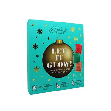 Seoulista Beauty Let It Glow Super Snow Splash Collection