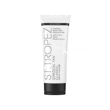 St Tropez Classic Gradual Tan Everyday Body Lotion Medium/Dark 200ml