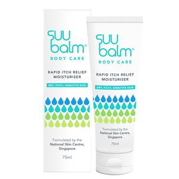 SUU Balm Itch Relieving Cream 75ml