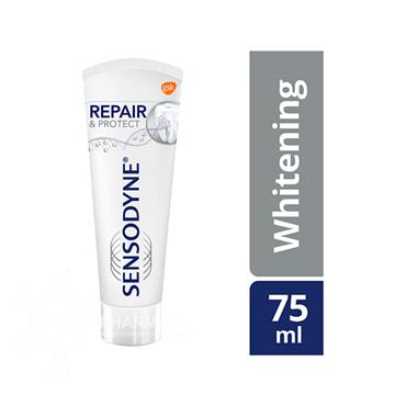 Sensodyne Sensitive Whitening Toothpaste Repair and Protect 75 ml