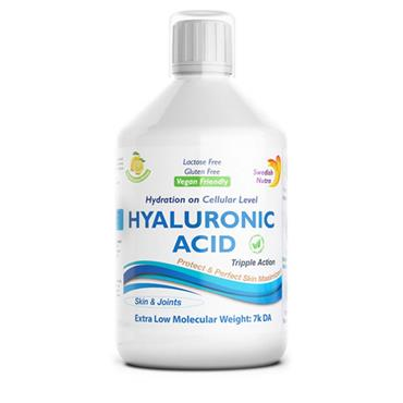 Swedish Nutra Hyaluronic Acid 500ml