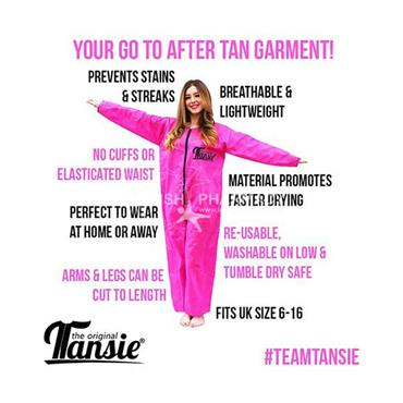 Tansie All-In-One Post Tanning Garment