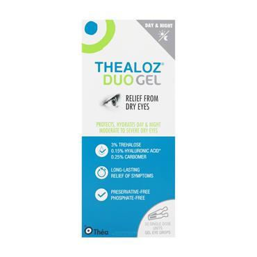 Thealoz Duo Gel 30 x 0.4g