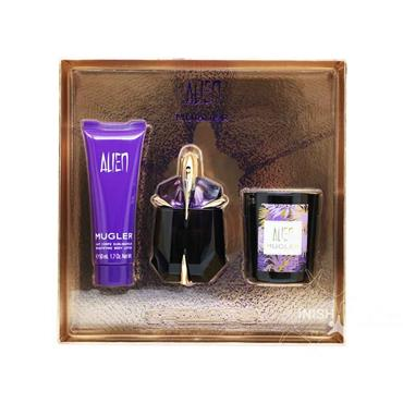 Thierry Mugler Alien 3 Piece Gift Set