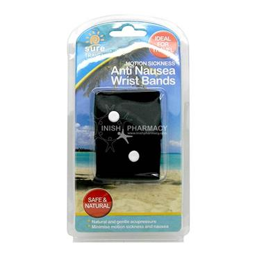 Sure Travel Anti Nausea Wrist Bands