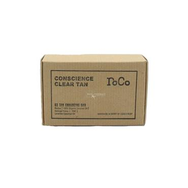 Conscience Clear Tan Prolonging Soap
