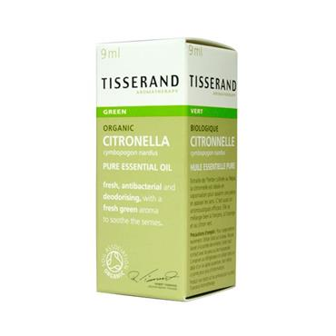 Tisserand Citronella Pure Essential Oil 9ml