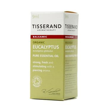 Tisserand Eucalyptus Pure Essential Oil 9ml