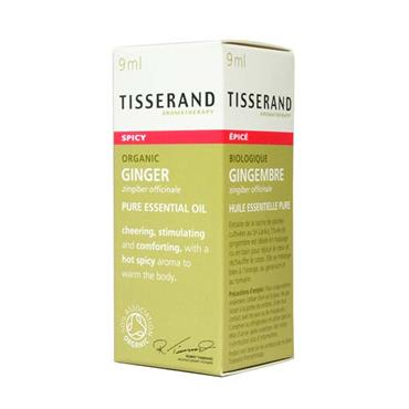 Tisserand Ginger Pure Essential Oil 9ml
