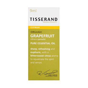 Tisserand Grapefruit Pure Essential Oil 9ml