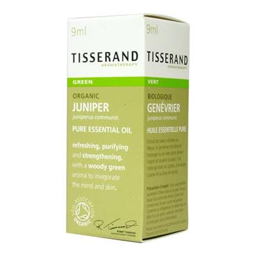 Tisserand Juniper Pure Essential Oil 9ml
