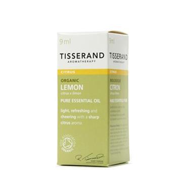 Tisserand Lemon Pure Essential Oil 9ml