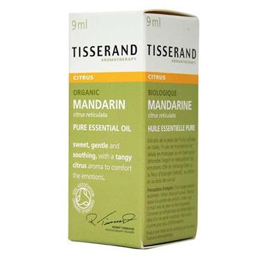 Tisserand Mandarin Pure Essential Oil 9ml