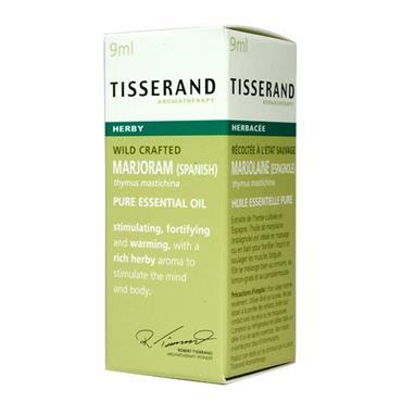 Tisserand Marjoram (Spanish) Pure Essential Oil 9ml