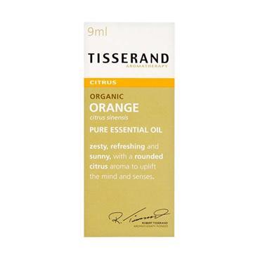Tisserand Orange Pure Essential Oil 9ml