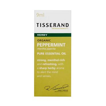 Tisserand Peppermint Pure Essential Oil 9ml