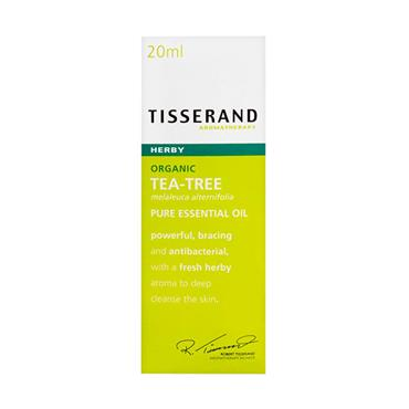 Tisserand Tea Tree Pure Essential Oil 20ml