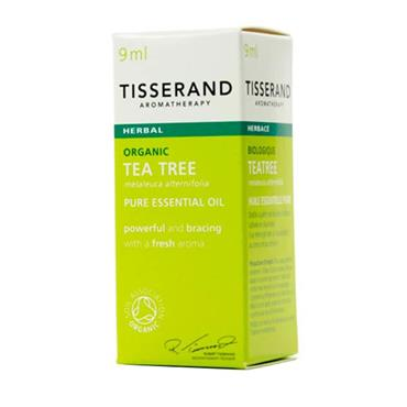 Tisserand Tea Tree Pure Essential Oil 9ml