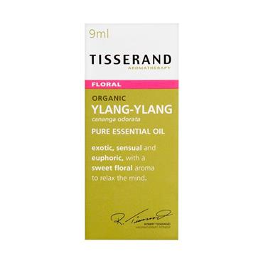 Tisserand Ylang Ylang Pure Essential Oil 9ml