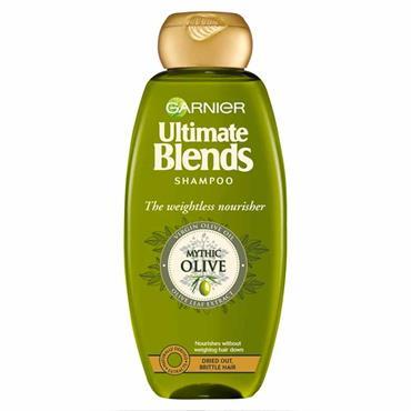 Garnier Ultimate Blends Mythic Olive Shampoo 360ml