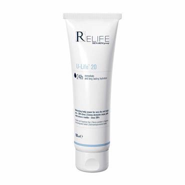 Relife U-Life 20 Moisturising Body Cream 100ml