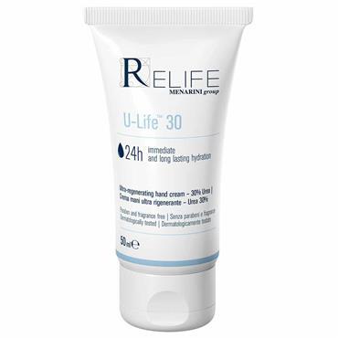 Relife U-Life 30 Hand Cream 50ml