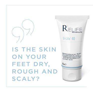 Relife U-Life 50 Localised Hyperkertosis Cream 30ml