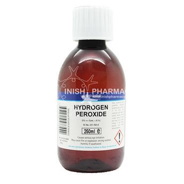 Ultrapure Hydrogen Peroxide 250ml