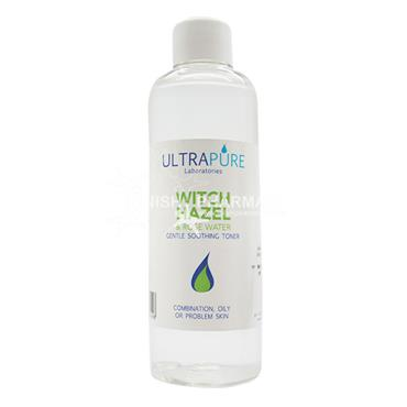 ULTRAPURE Witch Hazel & Rose Water 125ml