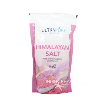 Ultrapure Himalayan Salt 1kg