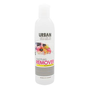 Urban Nails Nail Polish Remover Acetone Free 250ml