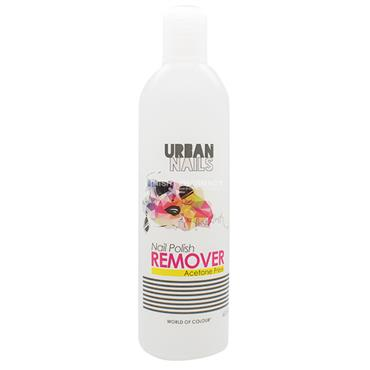 Urban Nails Nail Polish Remover Acetone Free 400ml