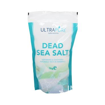 Ultrapure Dead Sea Salt 1kg