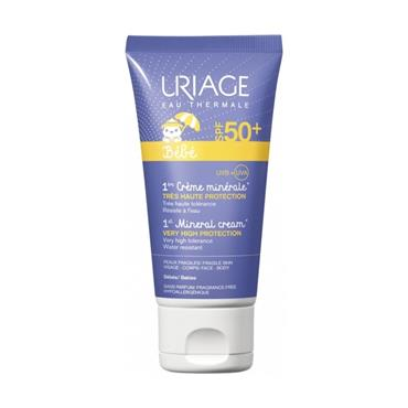 Uriage Baby Sun Mineral Cream SPF50 50ml