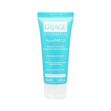 Uriage AquaPRECIS Moisturising Express Mask 40ml