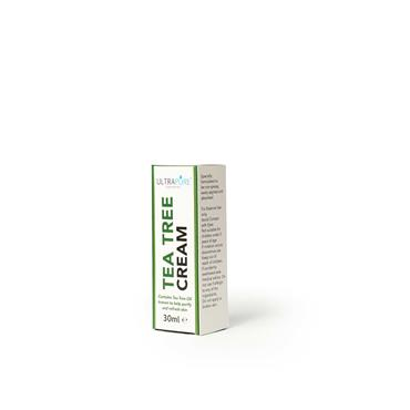 Ultrapure Tea Tree Cream 30ml
